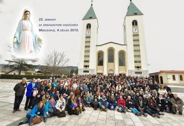 Terminato il 22° Incontro Internazionale degli Organizzatori di pellegrinaggi
